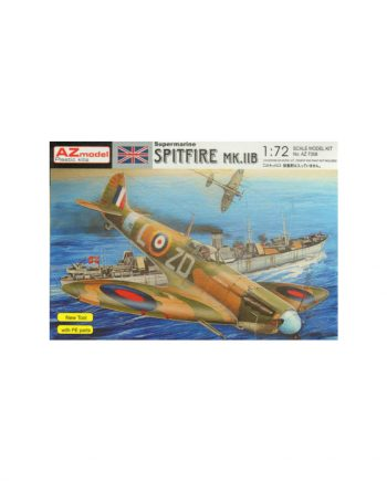 Supermarine Spitfire Mk.IIB