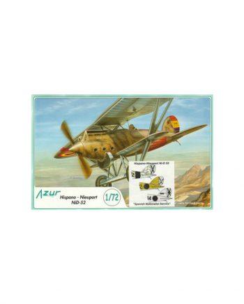 Hispano-Nieuport Ni-D 52