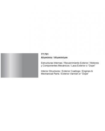 Aluminium 32 ml
