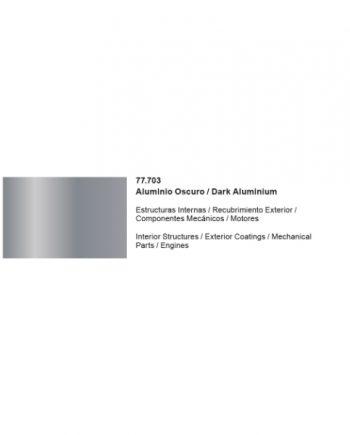 Aluminio Oscuro 32 ml