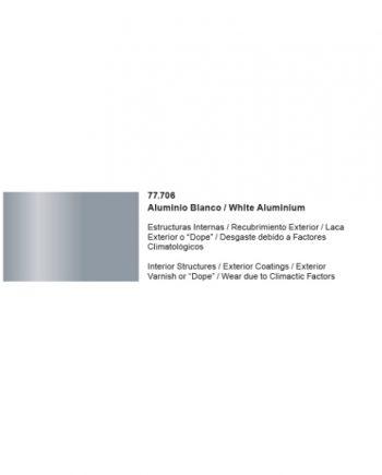 Aluminio Branco 32ml