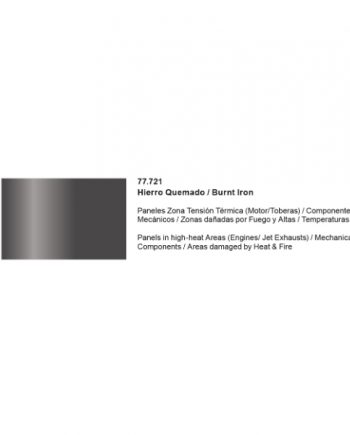 Ferro Queimado 32ml