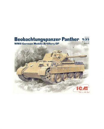 Boebachtungspanzer Panther