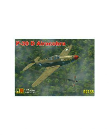Bell P-39D / P-39F / P-39K Airacobra