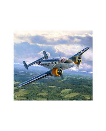 Beech C-45F USAF commuter aircraft