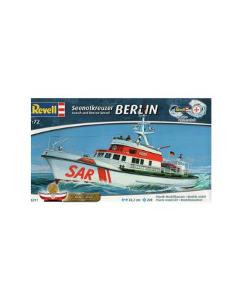 Berlin Search And Rescue-SAR vessel Seenotkreuzer