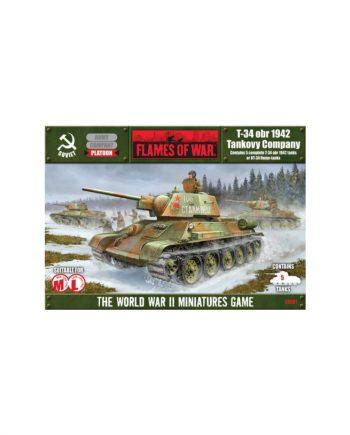 T-34 Tankovy Company