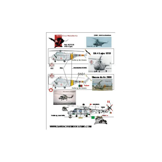 H19 Lajes e Lynx Portuguese Navy