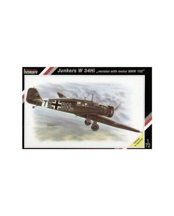 Junkers W 34 Hi (motor BMW 132)