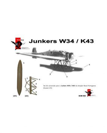 Junkers W34 / K43