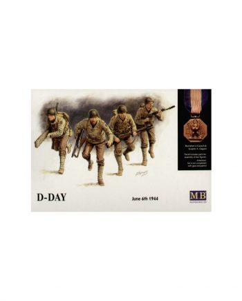 U.S. Rangers, Normandy-44