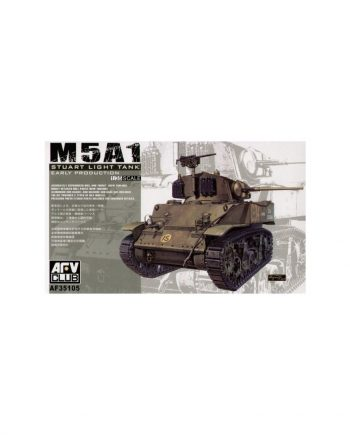 M5A1 Stuart Early Production