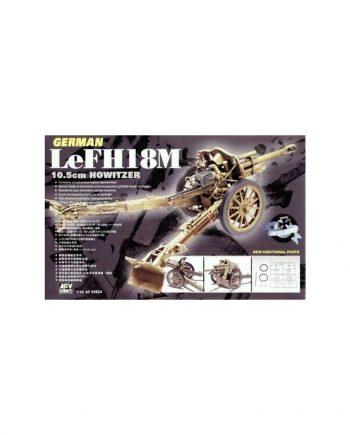 LeFH18M 10,5cm Howitzer