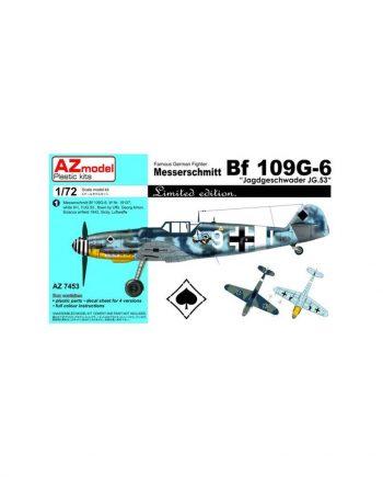 Messerschmitt Bf 109G-6 JG 53
