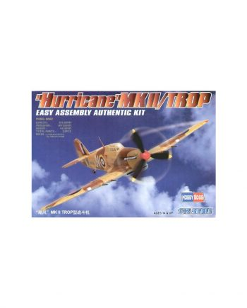 Hawker Hurricane Mk.II 'Easy Build'